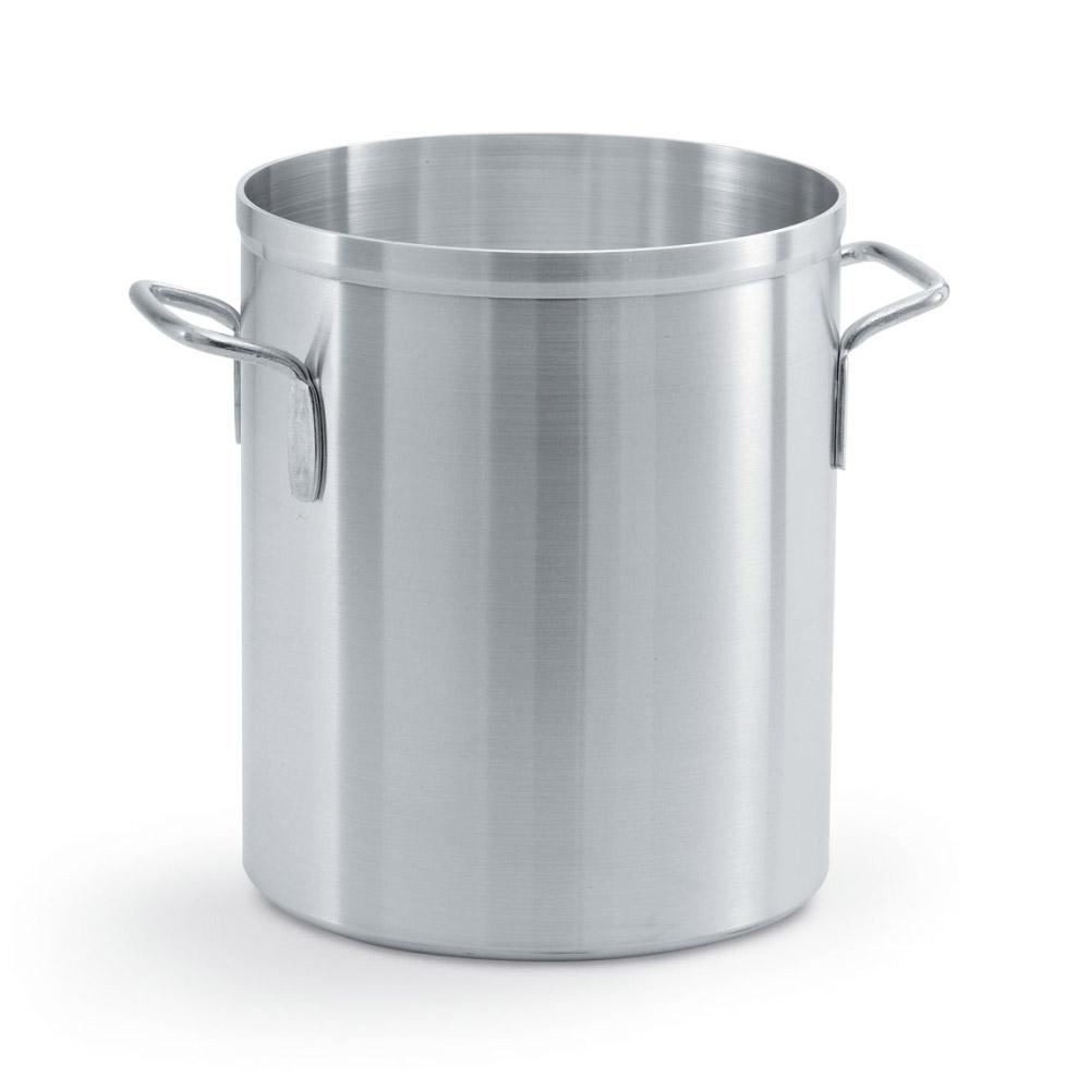 Vollrath 67508 8.5-qt Aluminum Stock Pot