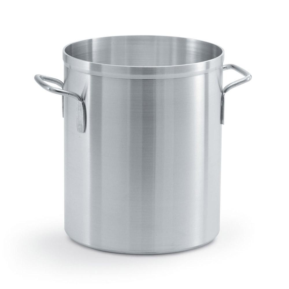 Vollrath 67510 10-qt Stock Pot, Aluminum