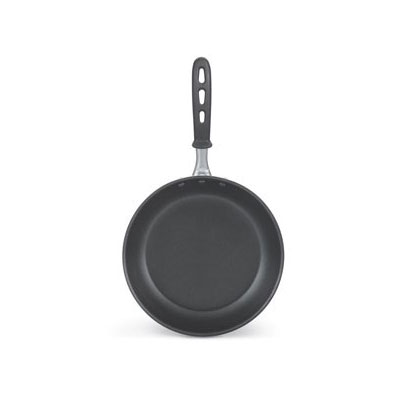 "Vollrath 67930-1 10"" Non-Stick Aluminum Frying Pan w/ Vented Silicone Handle"