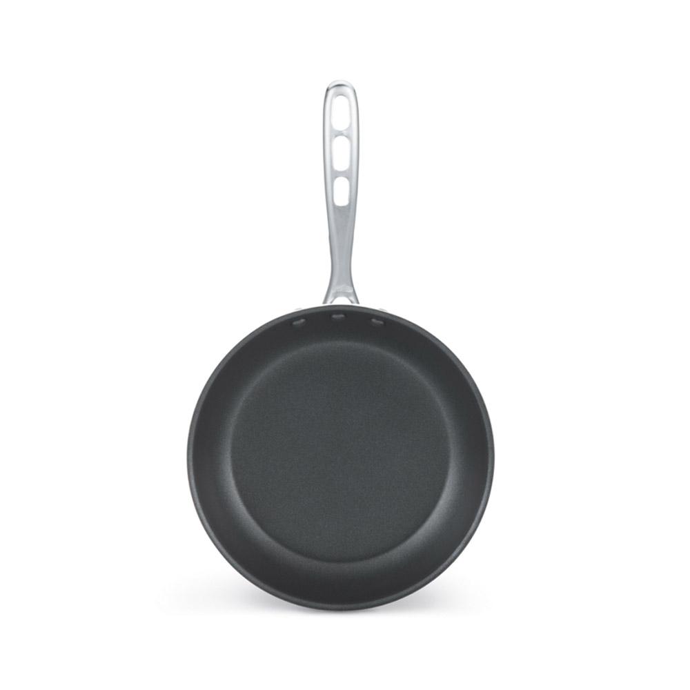 "Vollrath 67948 8"" Non-Stick Aluminum Frying Pan w/ Vented Metal Handle"