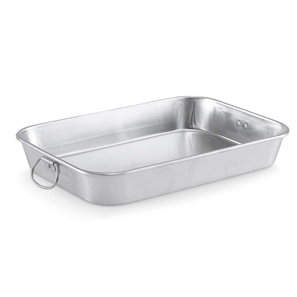 Vollrath 68080 7-qt Baking/Roasting Pan - Aluminum
