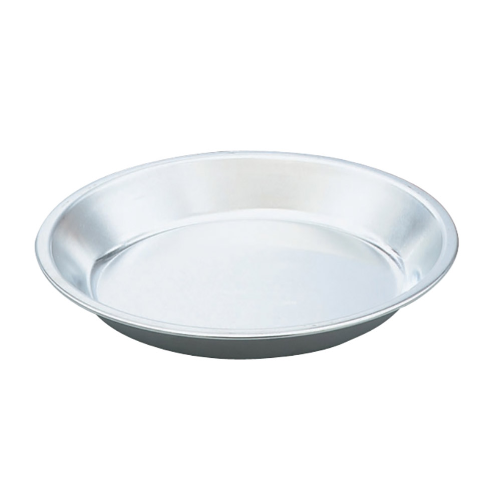 "Vollrath 68090 11-1/4"" Aluminum Pie Plate"