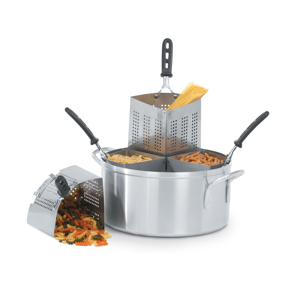 Vollrath 68130 3-qt Pasta/Vegetable Cooker Inset - Stainless