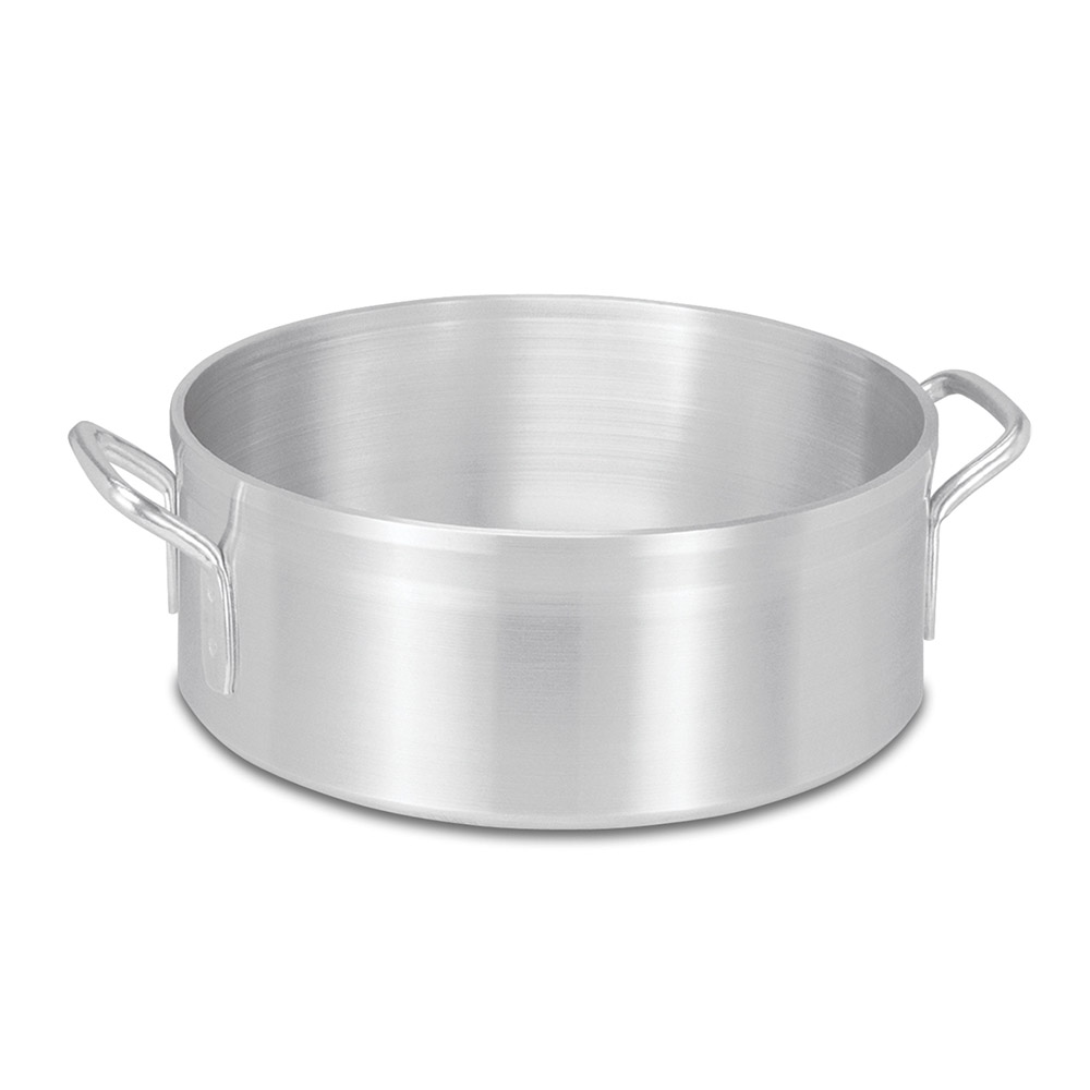 Vollrath 68218 18-qt Heavy-Duty Brazier - Natural Finish Aluminum