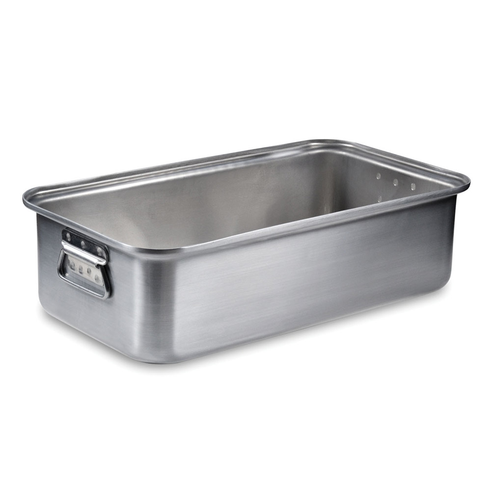 "Vollrath 68367 17-13/16-qt Roasting Pan Bottom - 20x11-1/8x5-1/2"" Aluminum"
