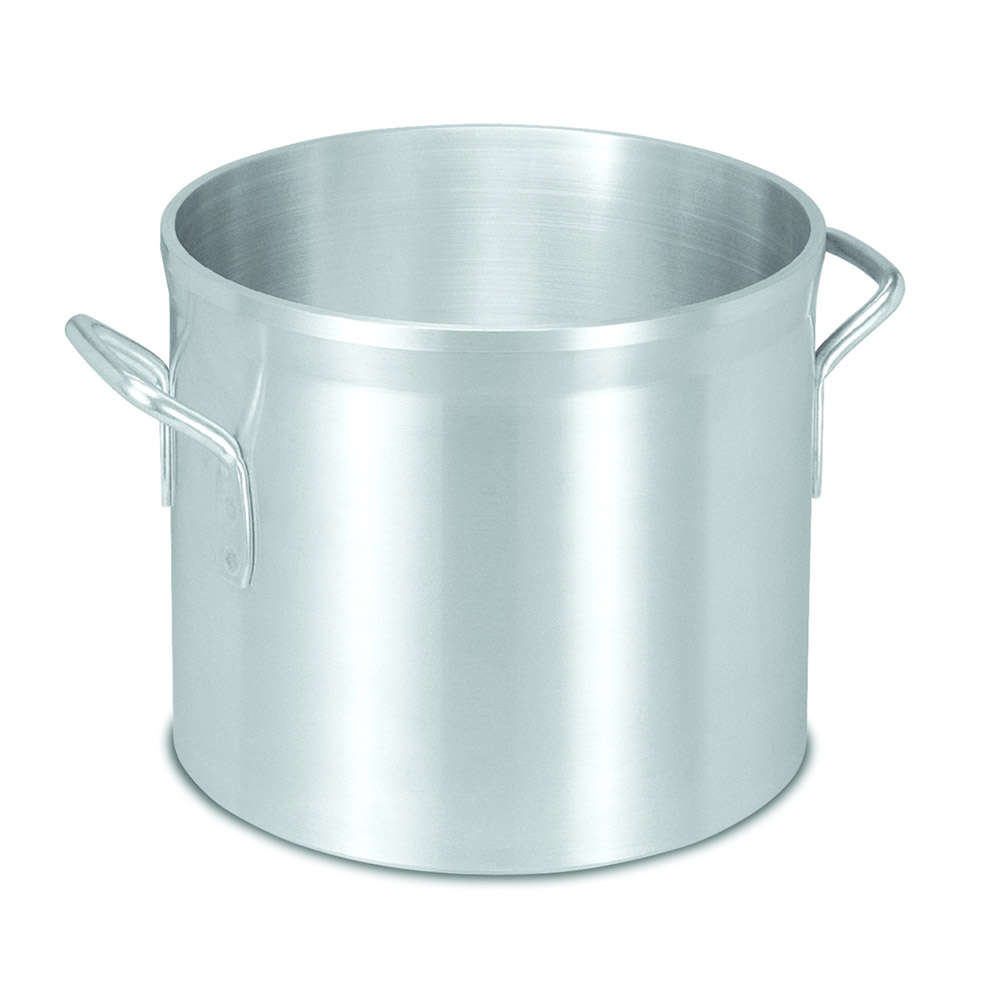 """Vollrath 68408 8.5-qt Aluminum Sauce Pot - 10"""" x 6.5"""""""