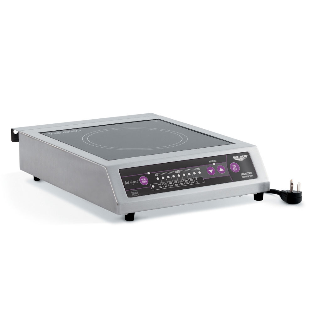 Vollrath 6950020 Countertop Commercial Induction Cooktop w/ (1) Burner, 120v