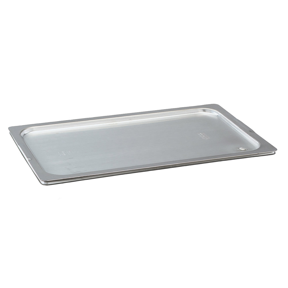 Vollrath 70009 Full-Size Steam Pan Cover, Stainless