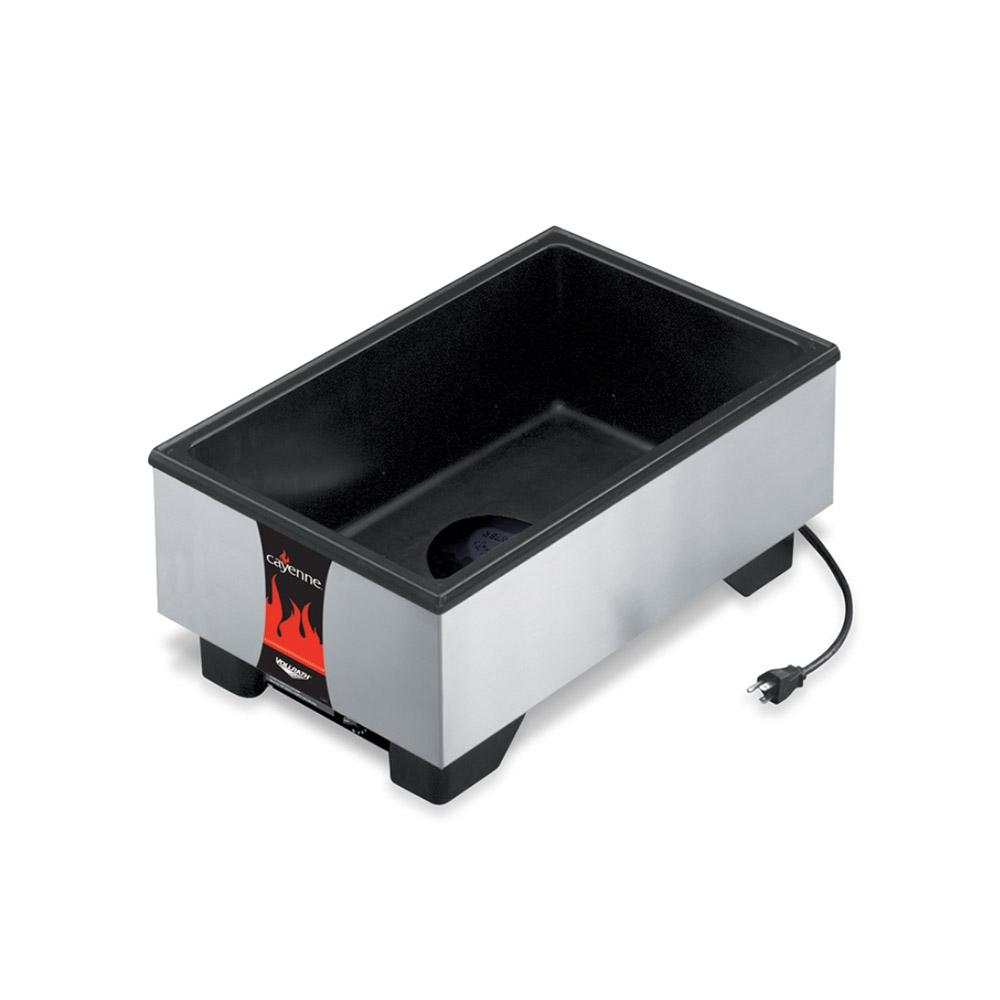 Vollrath 71001 Countertop Hot Food Merchandiser - Thermostat 120v