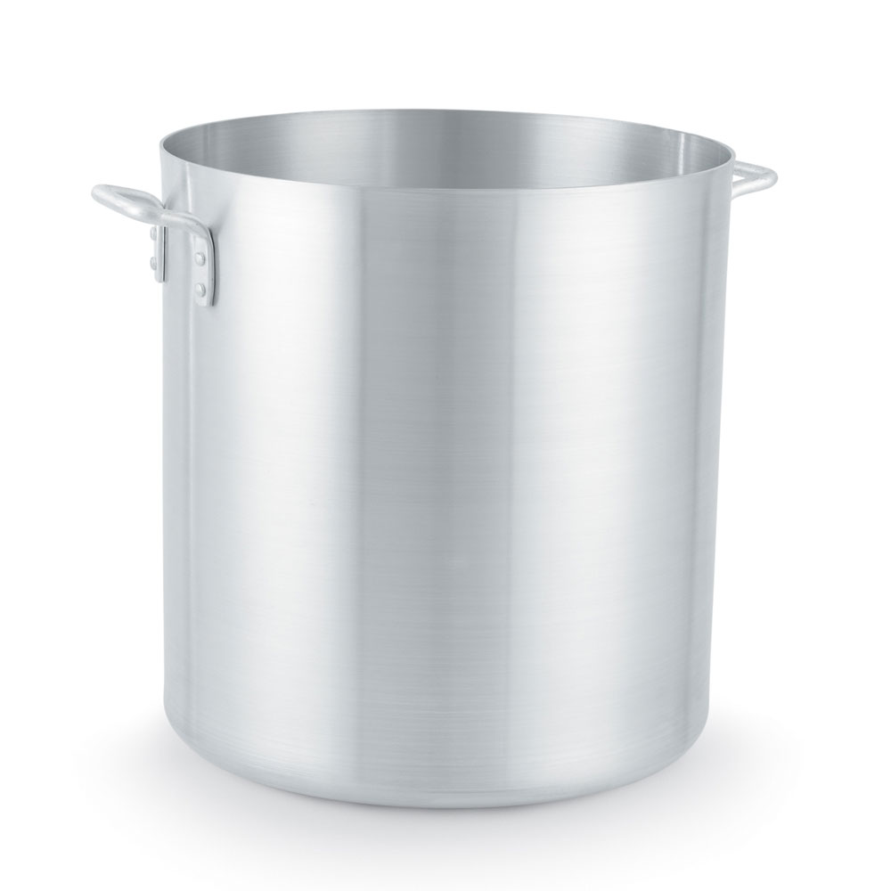 Vollrath 7303 12-qt Aluminum Stock Pot