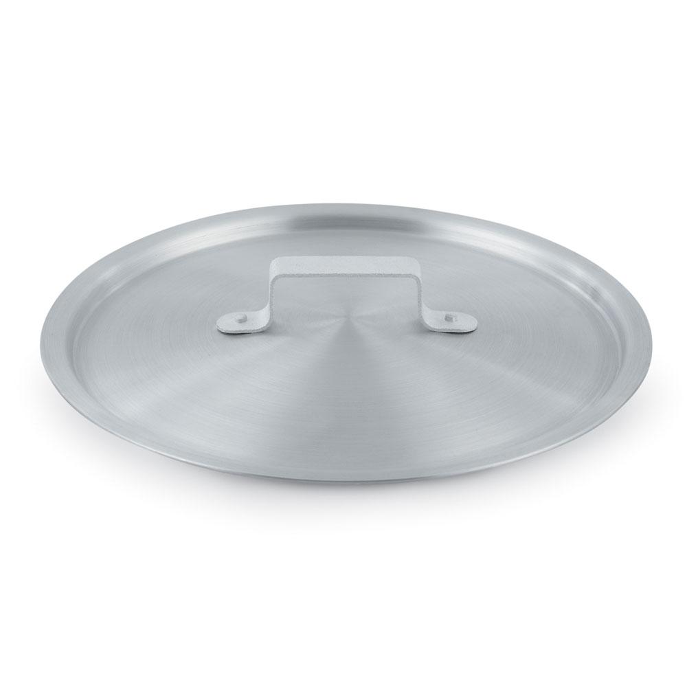 Vollrath 7347C 7-qt Arkadia Saucepan Cover - Natural-Finish Aluminum