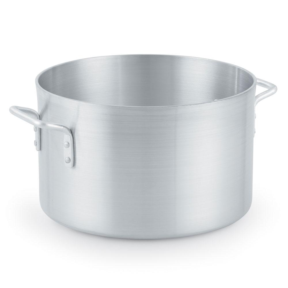 """Vollrath 7374 20-qt Aluminum Sauce Pot - 13"""" x 8.813"""""""