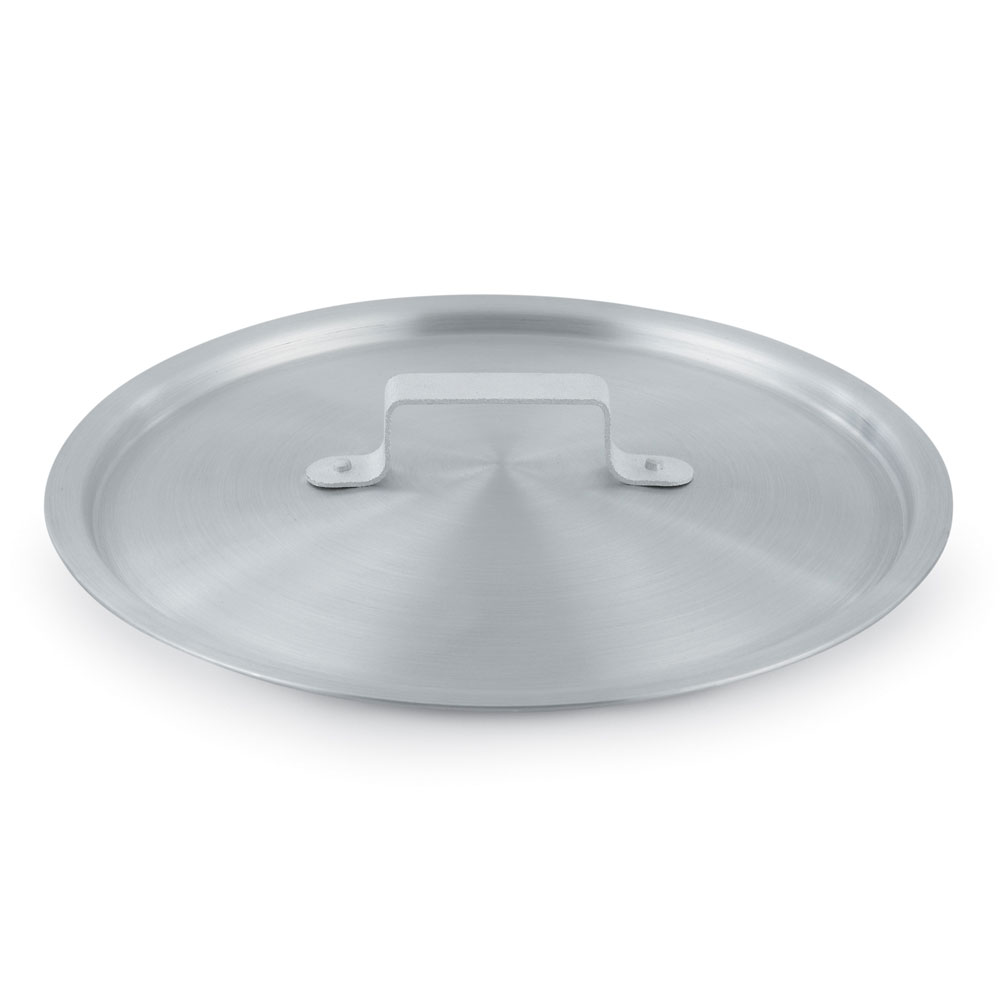 Vollrath 7393 14-24-qt Arkadia Stock Pot Cover - Aluminum