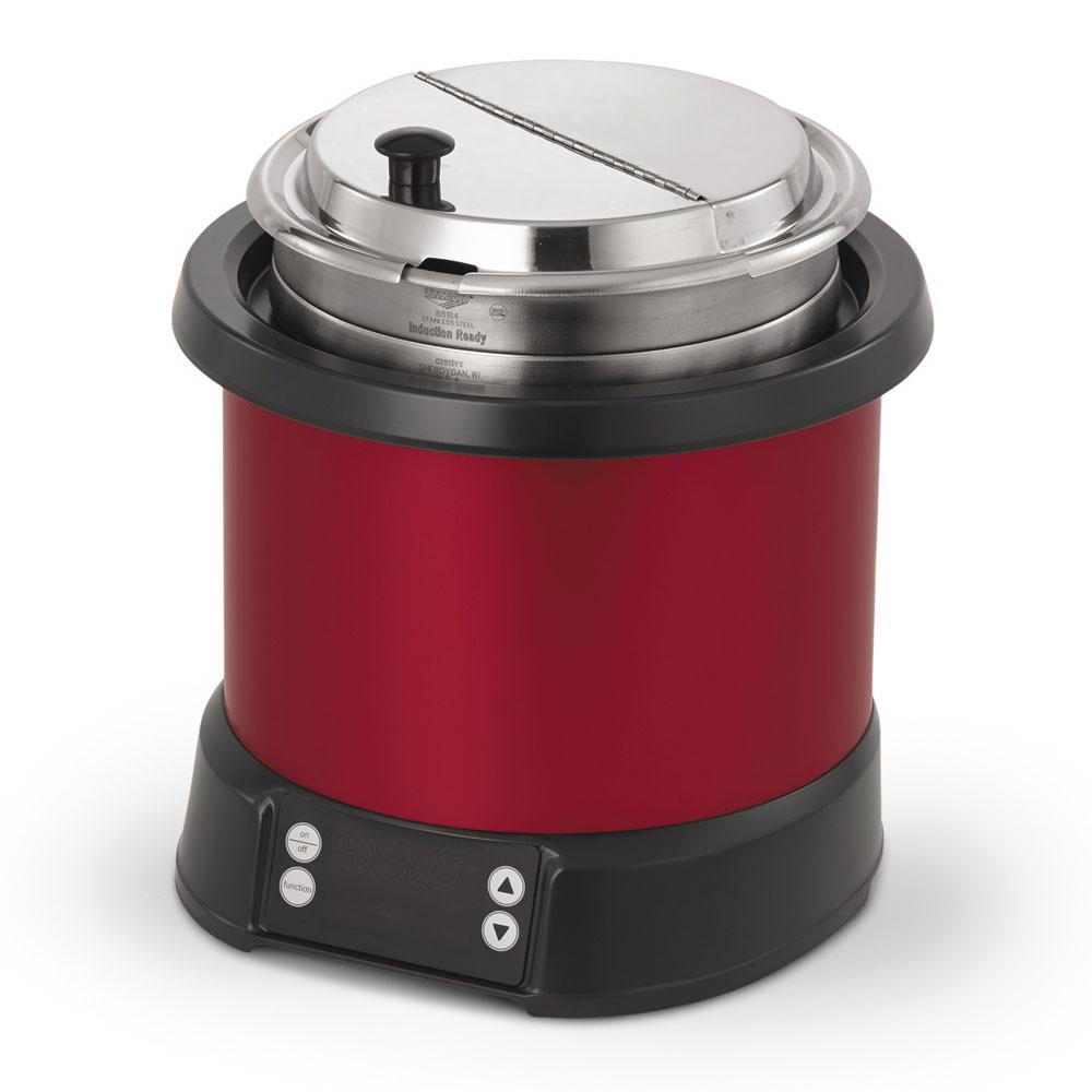 Restaurant Soup Warmer ~ Vollrath  qt induction soup rethermalizer led
