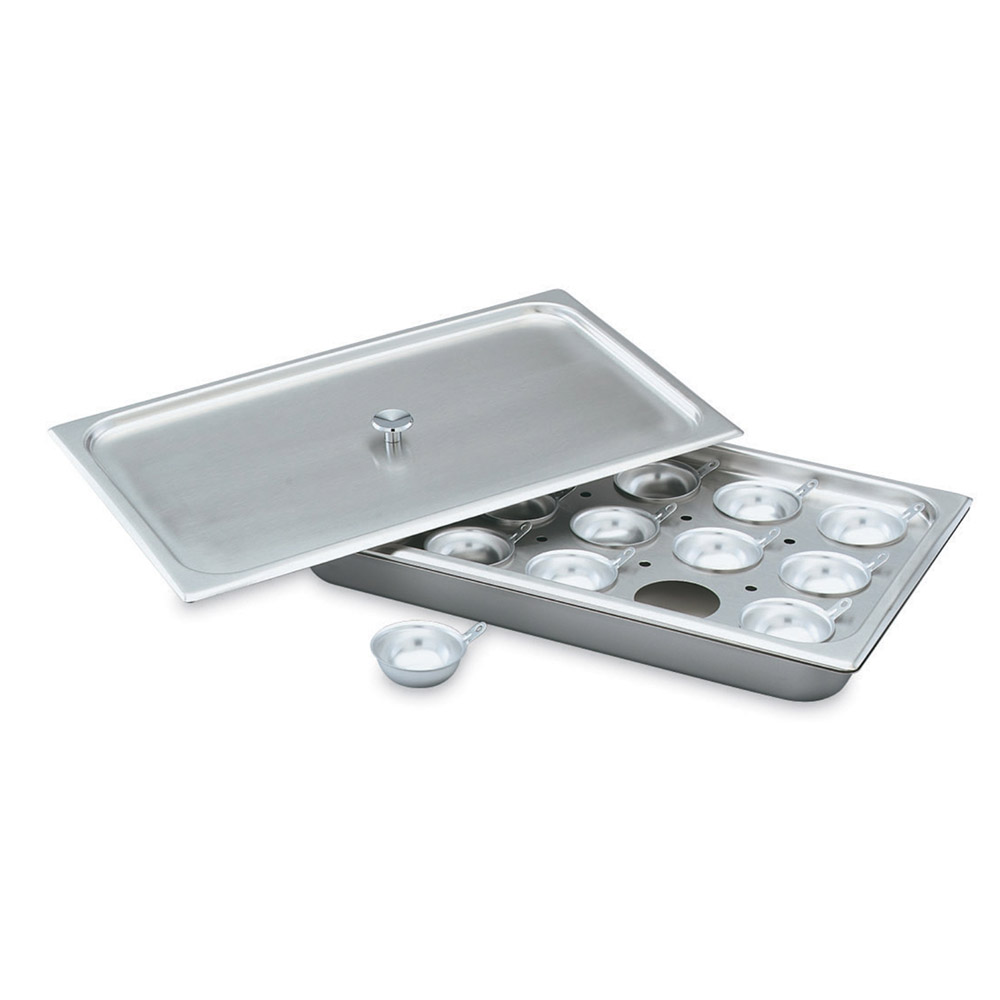 Vollrath 75080 Egg Poacher Cup - For Use with (75060) and (75070)
