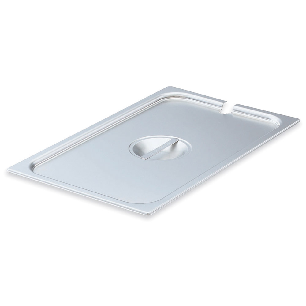 Vollrath 75210 Full-Size Steam Pan Cover, Stainless