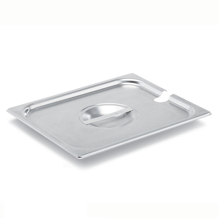 Vollrath 75220 Half-Size Steam Pan Cover, Stainless