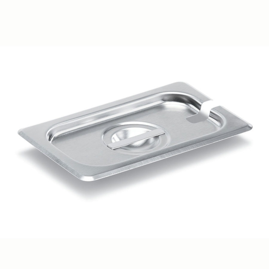 Vollrath 75460 Ninth-Size Steam Pan Cover, Stainless