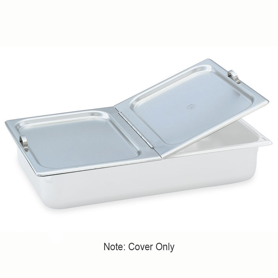 Vollrath 77430 Full-Size Steam Pan Cover, Stainless