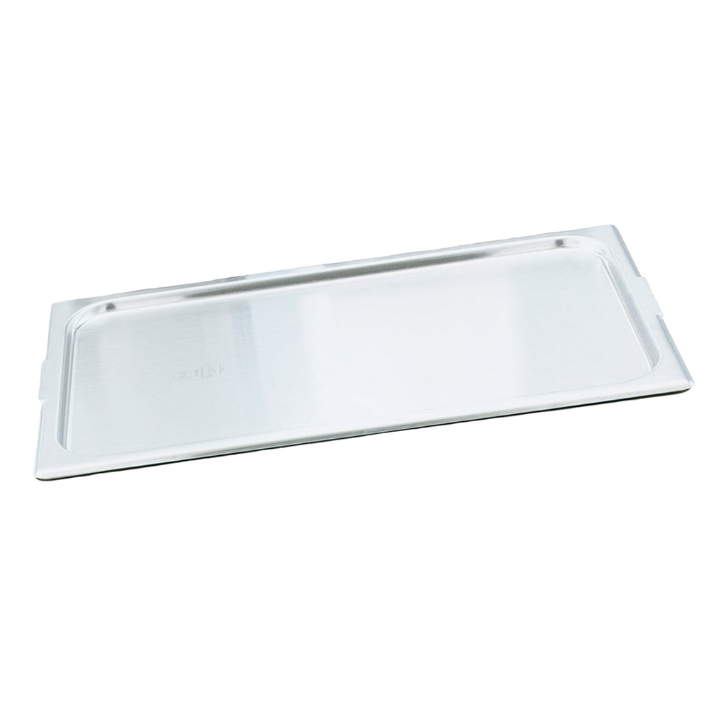 Vollrath 77450 Full-Size Steam Pan Cover, Stainless