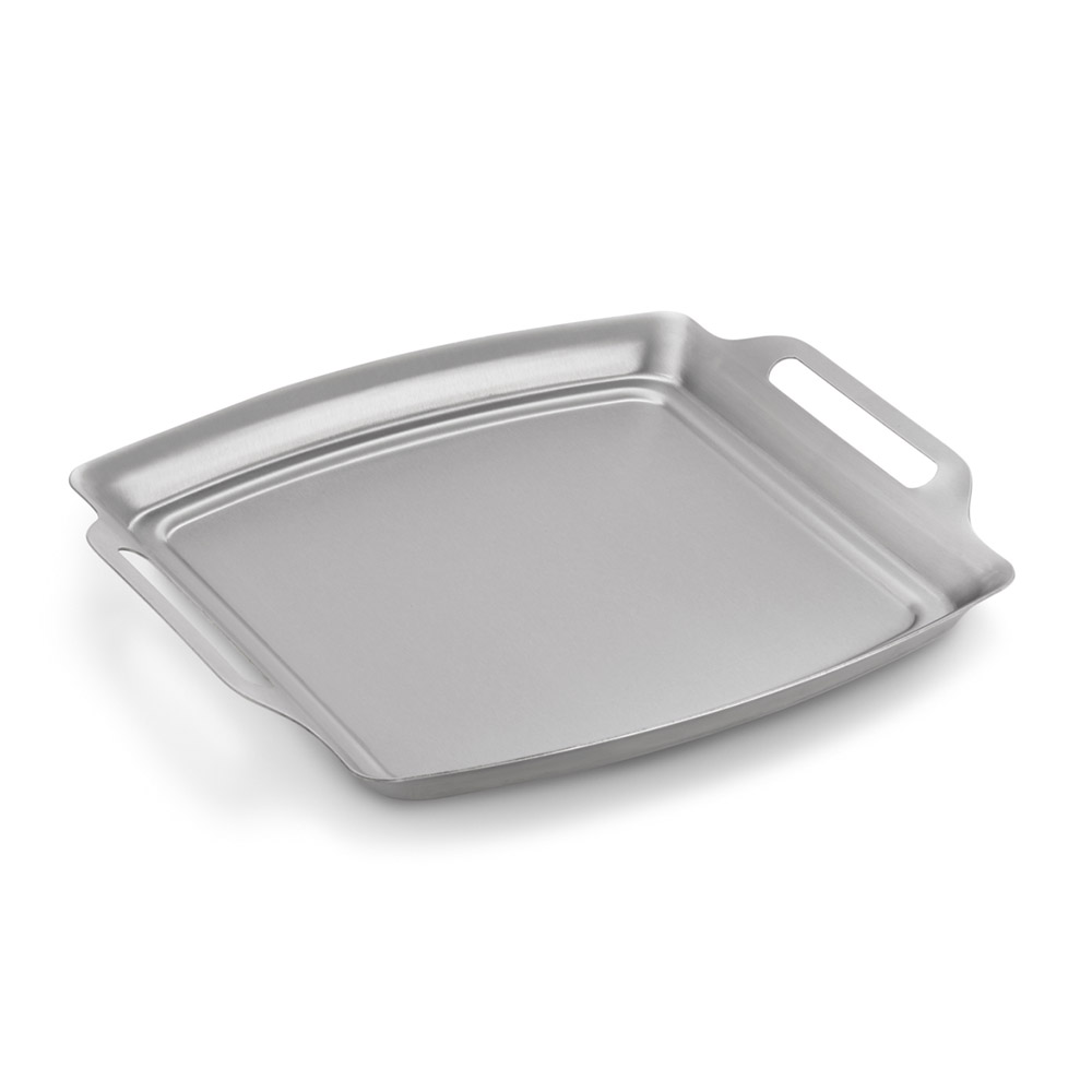 "Vollrath 77540 Buffet Station Griddle Pan - 16x16"" Stainless"