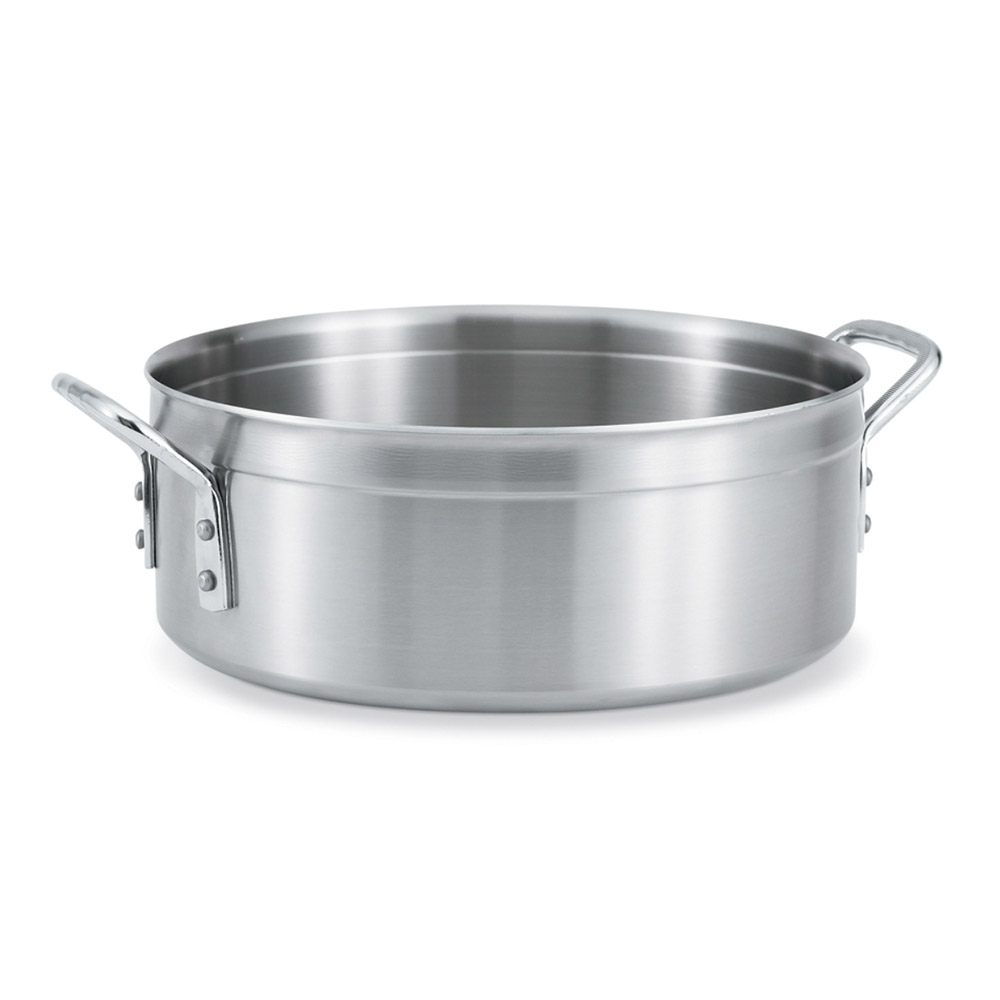 Vollrath 77760 10-qt Stainless Steel Braising Pot