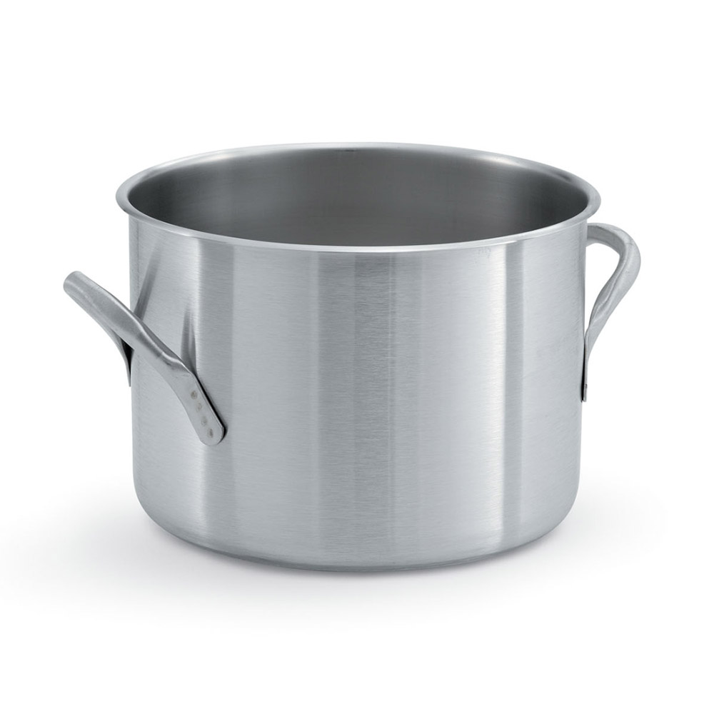 Vollrath 78610 20-qt Stainless Steel Stock Pot