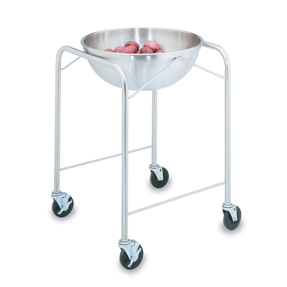 Vollrath 79001 30-qt Mixing Bowl Stand - Stainless