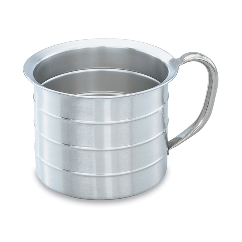 Vollrath 79540 4-qt Urn Cup - Tubular Handle, 6-1/8
