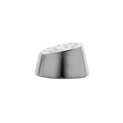 Vollrath 802T 2-oz Salt/Pepper Shaker Replacement Cap - Chrome