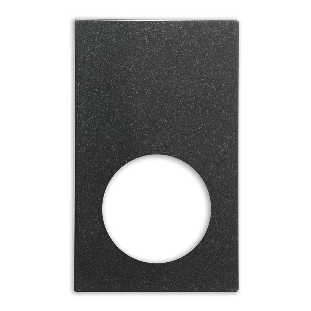 "Vollrath 8240610 Miramar Template - (1) Medium Round Pan, 12x20"" Night Sky"