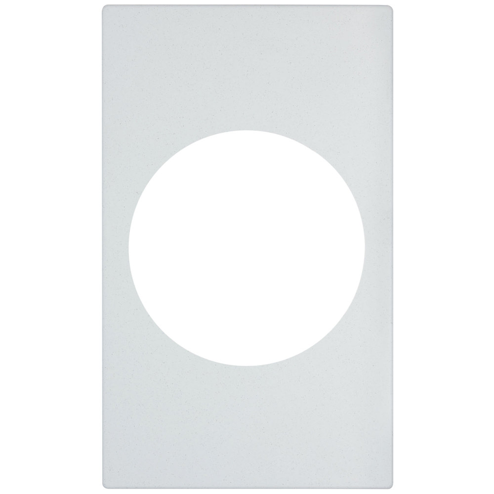 Vollrath 8242120 Miramar Template - For (1) 10 French Ome...