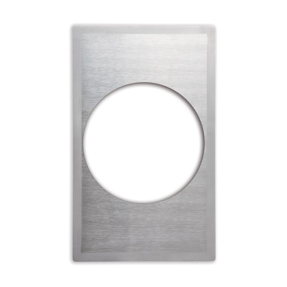 "Vollrath 8242616 Miramar Single-Size Template - (1) 12"" Stir Fry Pan, Satin-Edge Stainless"