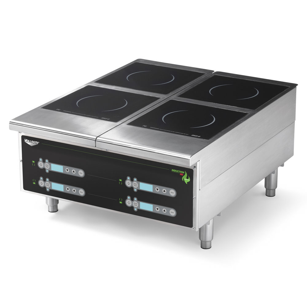 Vollrath 924hidc Countertop Commercial Induction Cooktop W
