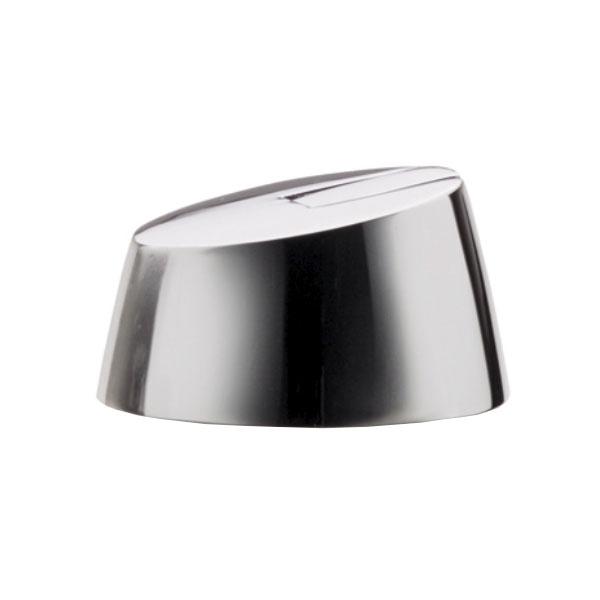 Vollrath 930T 12-oz Continental Sugar Pourer Cap - Chrome