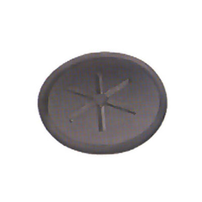 Vollrath 9600-06 One-Hole Diffuser - Black