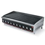 "Vollrath 960CG 60"" Heavy-Duty Charbroiler - Manual Control, 200,000 BTU LP"