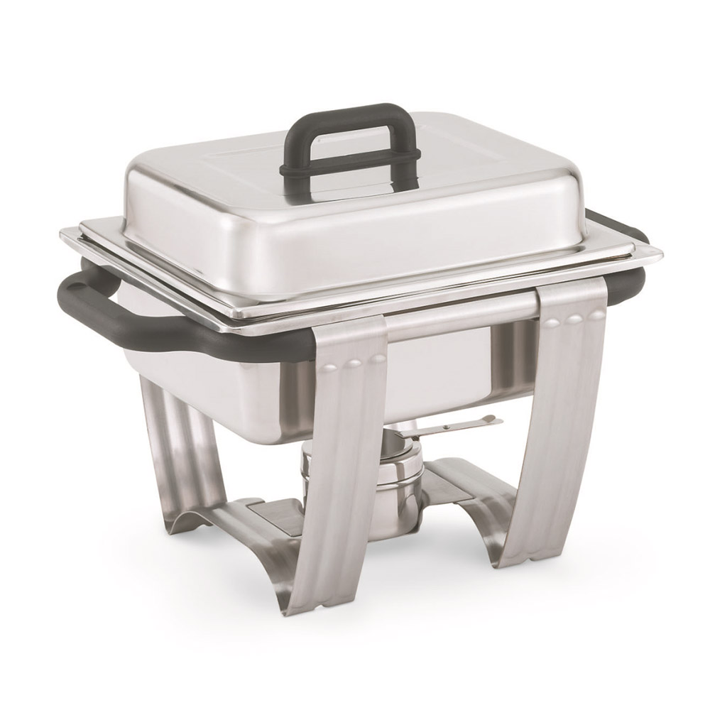 Vollrath 99870 Half Size Chafer w/ Lift-off Lid & Chafing Fuel Heat