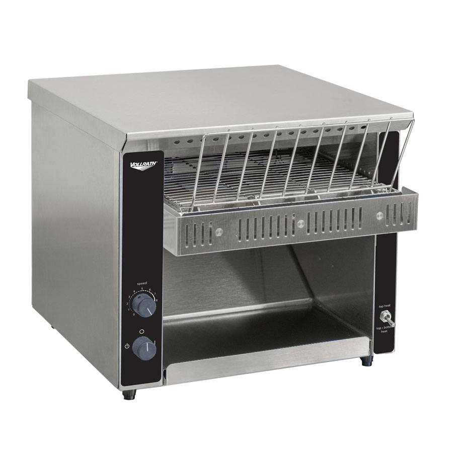 "Vollrath CT2BH-120400 Conveyor Toaster - 400-Bagels/hr w/ 10.5"" Belt, 120v"