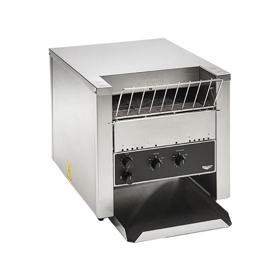 """Vollrath CT2H-120250 Conveyor Toaster - 250-Bagels/hr w/ 10.5"""" Belt, 120v"""