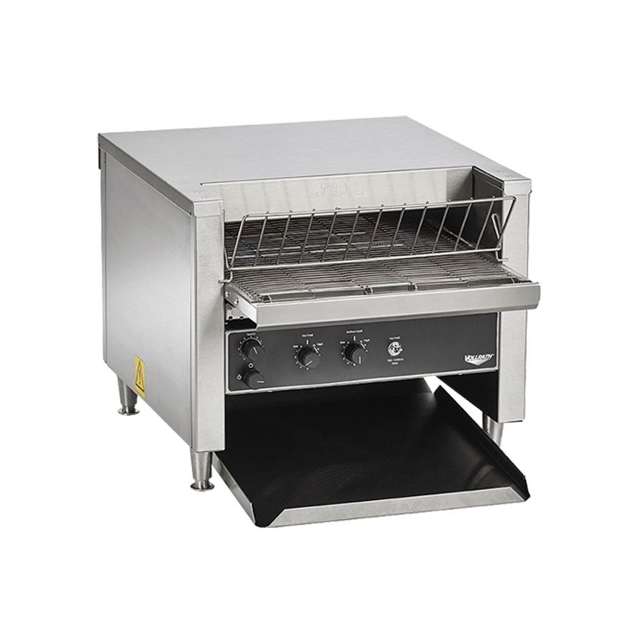 "Vollrath CT4-208800 Conveyor Toaster - 800-Slices/hr w/ 10.5"" Belt, 208v/1ph"