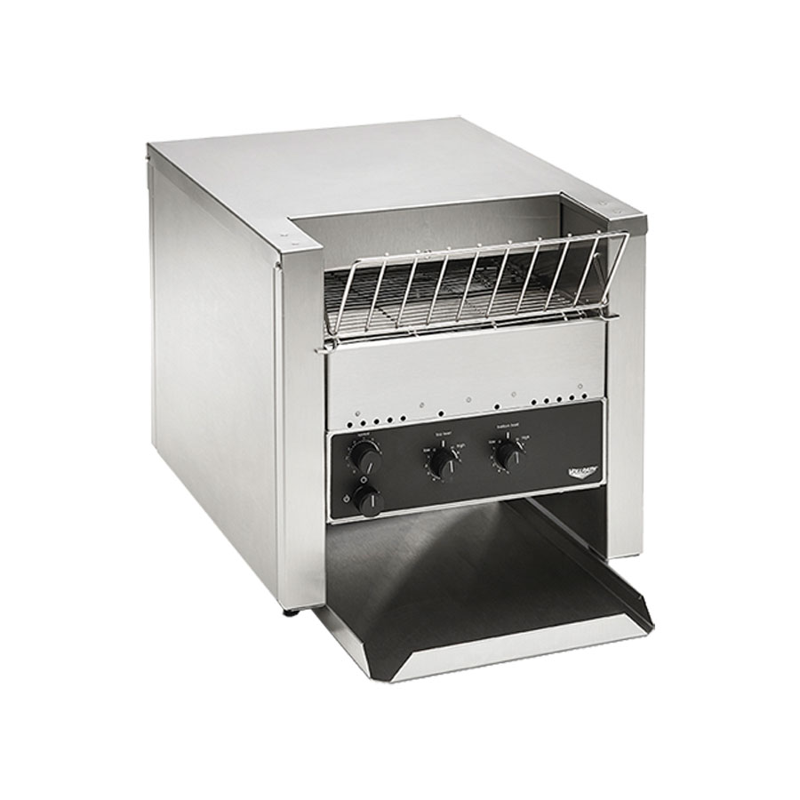 "Vollrath CT4H-120300 Conveyor Toaster - 300-Slices/hr w/ 10.5"" Belt, 120v"