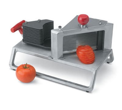 "Vollrath 15102 InstaSlice Tomato Slicer, 7/32"" Cut, Scalloped Blades"