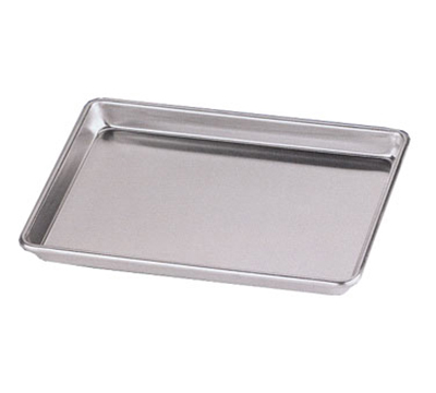 "Vollrath S5220 Sheet Pan - 9-1/2x13x1"" SteelCoat-Finish Aluminum"