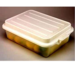"Vollrath 1500-C13 Food Storage Box Cover - Snap-On, 22-1/8x15-5/8x2-1/2"", Poly, Clear"