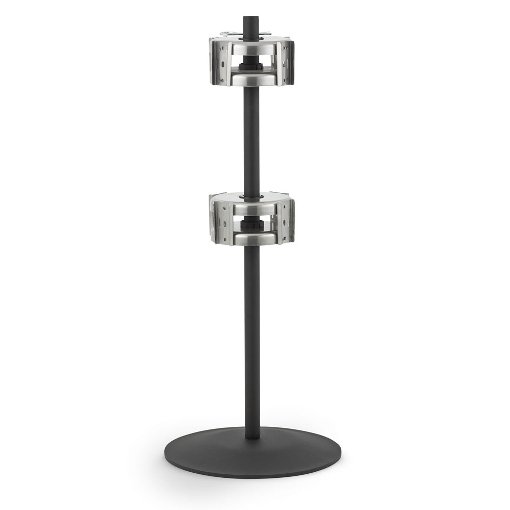 Vollrath RSCL-4 4-Slot Rotating Stand for SLC, PLC, & LD ...