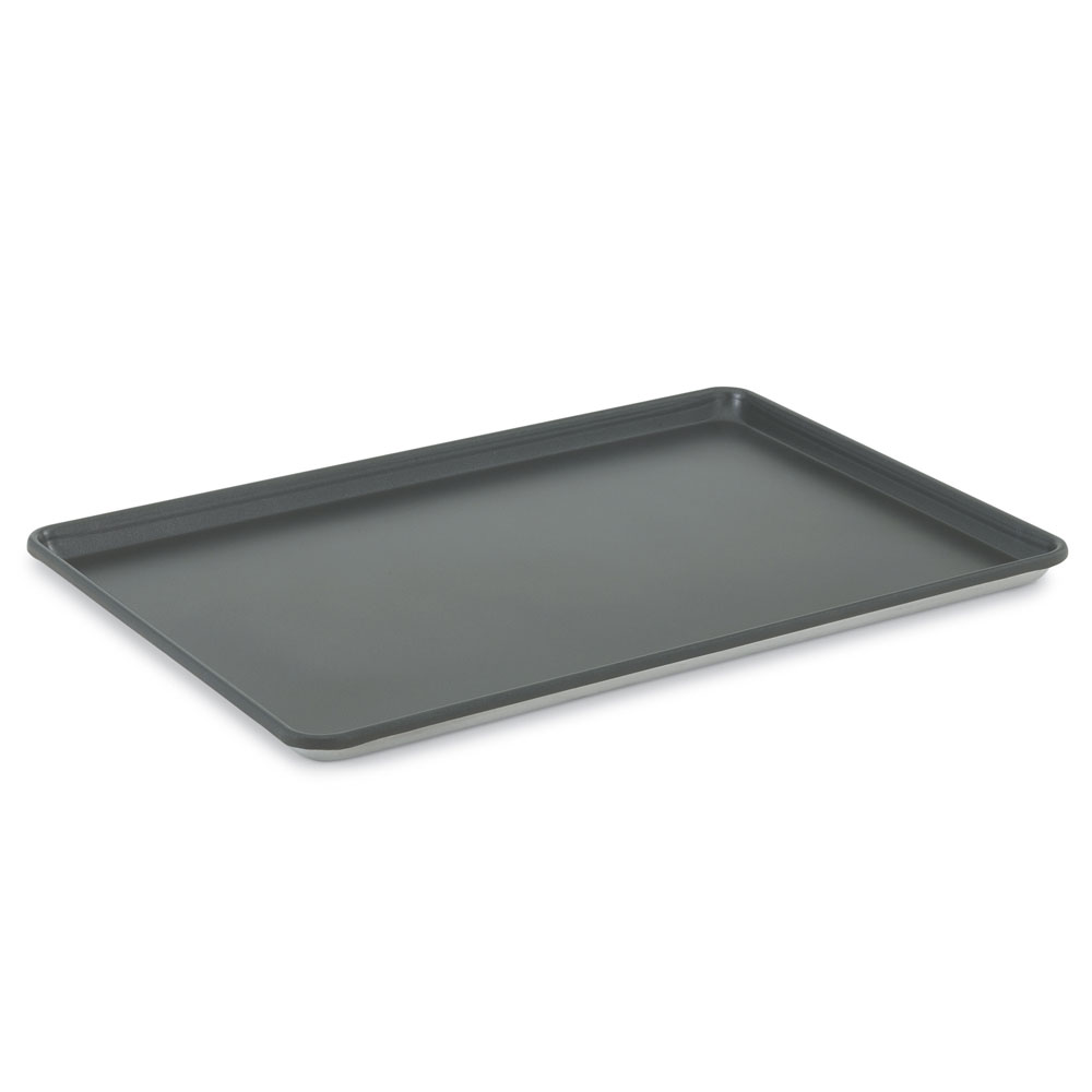 "Vollrath S5315 Full-Size Sheet Pan - 18x26x1"", Non-Stick, SteelCoat-Finish Aluminum"
