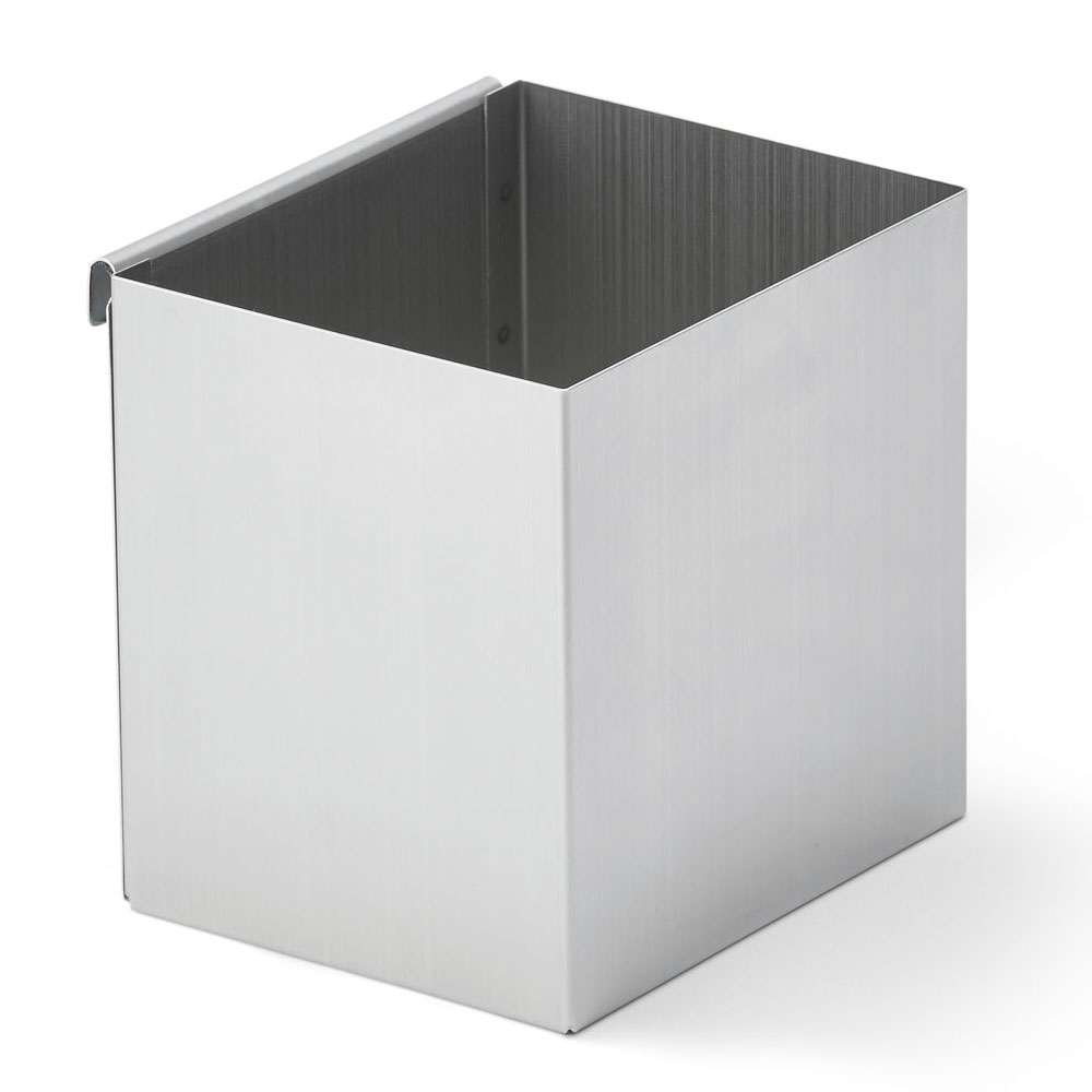 "Vollrath SH-1 5"" Straw Holder, Stainless"
