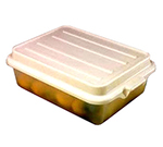 "Vollrath 1511-C13 Drain Box - Handles, 20x15x5"", Clear"