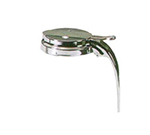 Vollrath 2748T Syrup Server Replacement Cap - (2748), Chrome